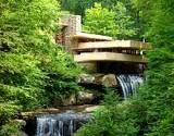 Frank Lloyd Wright house Fallingwater