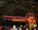 photo of sign at Hershey Park saying