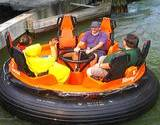 photo of a water ride at Kennywood Park