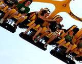 photo of a ride at Kennywood Park