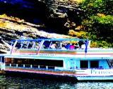 The Princess Ferry Boat at Raystown Lake