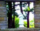 Mount Assisi garden St. Theresa of the child Jesus