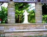 Mount Assisi garden statue of St. Francis of Assasi