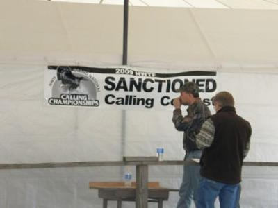NWTF Sanctioned Turkey Calling Contest highlights the festivities at the Kettle Creek Outdoor Show