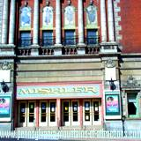 photo of the outside of Altoona Mishler Theatre