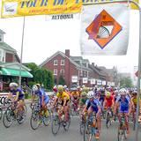 PA Tour-de-Toona racers in Altoona, PA