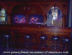 Kelly's Bar inside Altoona Railroader Memorial Museum a regular hangout for Central PA ghosts