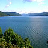 View of Glendale Lake at Prince Gallitzin State Park