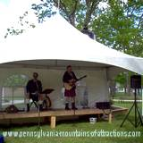 Irish singers at Penn State Art Festival