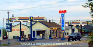 America's Oldest Gasoline Station