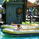 Boat rides at Idlewild Park