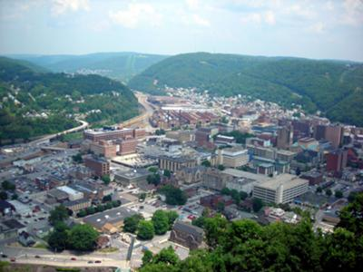 Johnstown area 2010