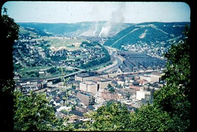 Johnstown area late 1950's