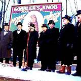 The famous PA Winter Festival Groundhog Day Inner Circle