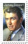 James Stewart U.S. Postage Stamp