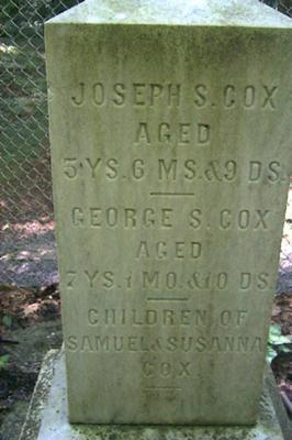 LOST CHILDREN'S MONUMENT 2
