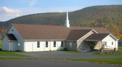 New Hope Lutheran Church, Spring Mills, PA