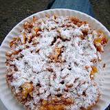A perfect funnelcake at Boalsburg's The People Choice Festival