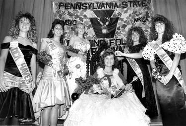 Flaming Foliage Coronation 1990
