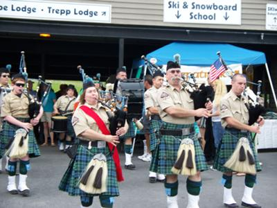 Pocono Pipes & Drums Band