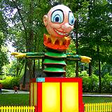 Jack-in-the-box at StoryBook Forest