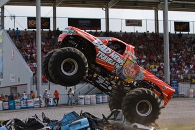 2009 All-Truck Nationals Monster Truck Show