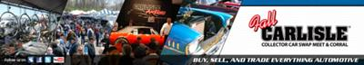 Fall Carlisle Collector Car Swap Meet and Corral