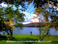 photo of Prince Gallitzin State Park at Glendale Lake