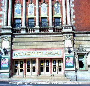 Historic Mishler Theater, Altoona, PA