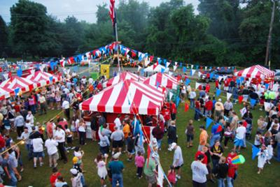 Carnival Grounds 2009
