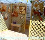 handmade craft wooden carvings 3-D pictures