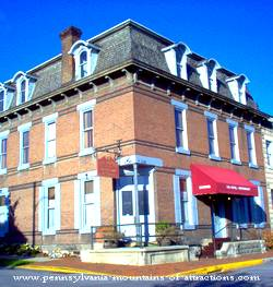 U.S. Hotel in Hollidaysburg, PA